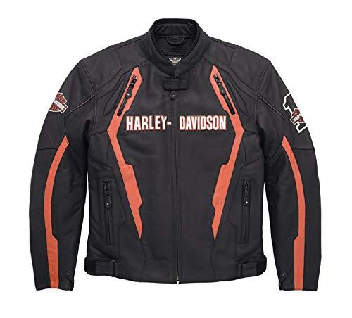 HARLEY-DAVIDSON Lederjacke Enthusiast
