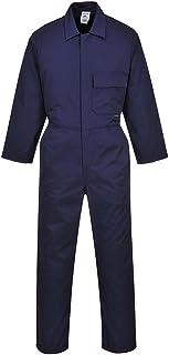 Portwest 2802 Combinaison de travail standard, XXL, Bleu marine