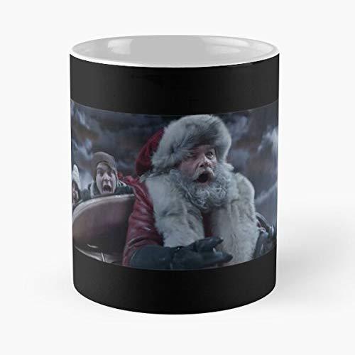 and Teddy Pierce Kaytis Clay Christmas Santa Kate Kurt Russell Thanks Chronicles Father Giving Best 11 Ounce Ceramic Coffee Mug Customize