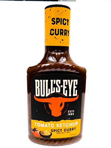 Bull#s Eye Tomato Curry Ketchup / Schafes Curry , 425 ml