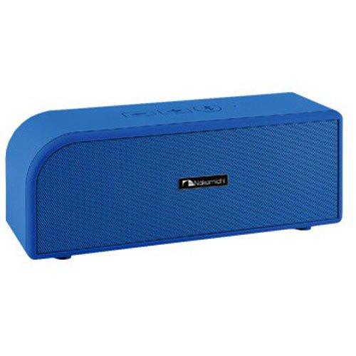 Nakamichi Wireless Portable Bluetooth Speaker & Speakerphone with Mega Bass