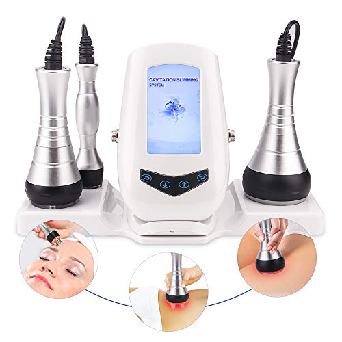Yofuly 3 in 1 Fat Remover Machine, 40K Body slimming Machine, 4 Polar RF 3...