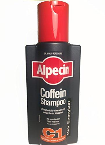 Alpecin Coffein-Shampoo C1 - 8.45 oz /250 ml - fresh from Germany by Alpecin