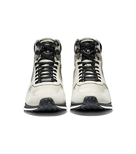 Price comparison product image Cole Haan Men's Grandpro Hiker Water Resistant Boot,  Light Gray,  11 M US