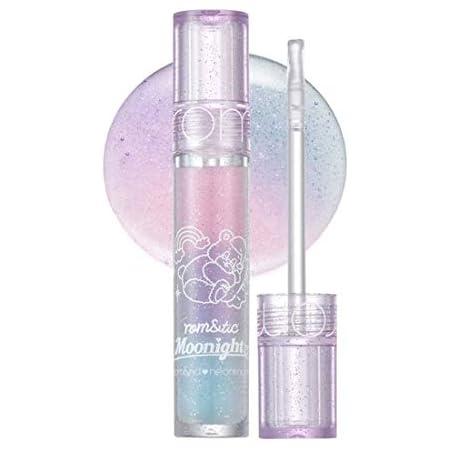 ロムアンド(rom&nd) ネオンムーングラスティングウォーターグロス Romand Neonmoon Glasting Water Gloss [並行輸入品]