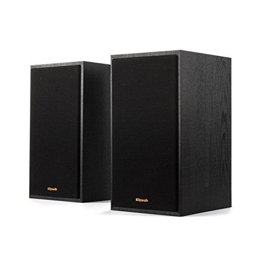 Klipsch R-51PM powered Bluetooth speakers - Ebony
