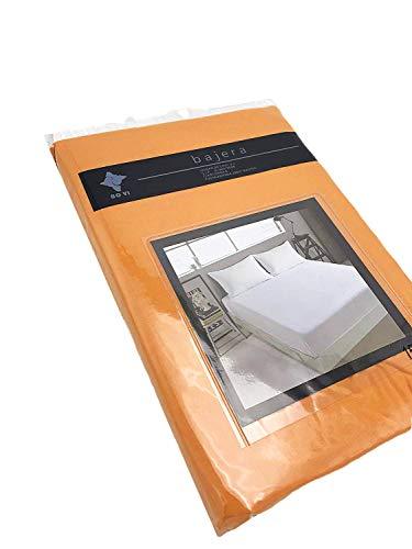 LEYENDAS Bajera Ajustable (Naranja, 150_x_200_cm)