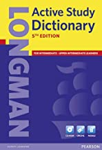 ACTIVE STUDY DICT (PAP+CD) 5/E LONGMAN 823236 (Longman Active Study Dictionary of English)