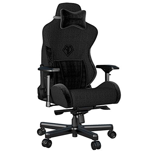 [Large Size Big and Tall 400lb Gaming Racing Chair] Anda Seat Spirit King High...
