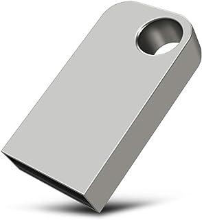 LCDXBDXKA USB flash drive stainless steel pen hard disk memory stick 8GB 16GB 32GB 64GB metal high speed USB memory stick ...