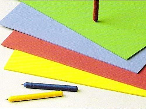 Faibo 727681 - Pack de 20 almohadillas, colores surtidos