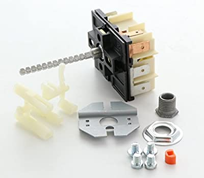 Burner Switch Replaces General Electric, WB21X5243 and AP2023620, PS235991