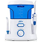 Flycat Water Flosser Professional Oral irrigator Family Dental Care Water Jet with 7 Water Flossing Tips