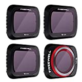 Freewell Day Standard - Série 4K - 4Pack Filtres Compatible avec Mavic Air 2 Drone