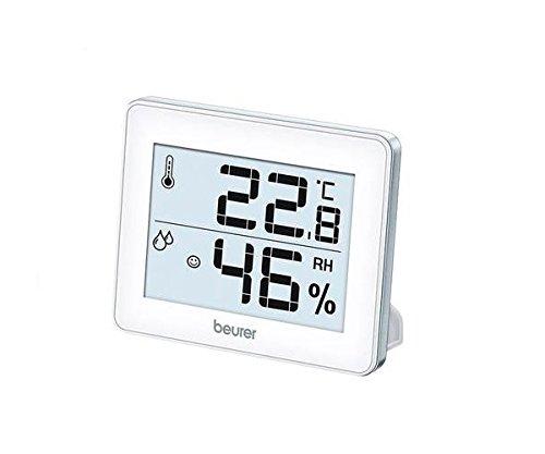 vidaXL Beurer Thermo-Hygrometer HM16 weiß 679.15