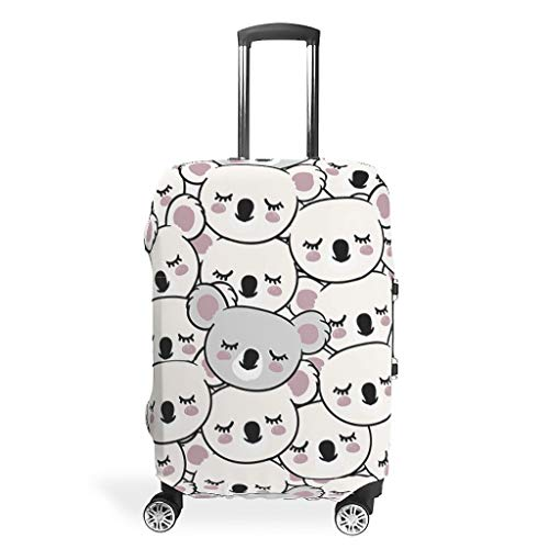Koala Girls Cute Animal Suitcase Covers Luggage Cover Luggage Suitcase Waterproof Protective Cover Luggage Protector