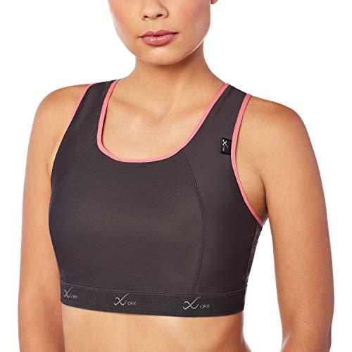 CW-X Women's Xtra Support III Bra, Soft Pink, 34D