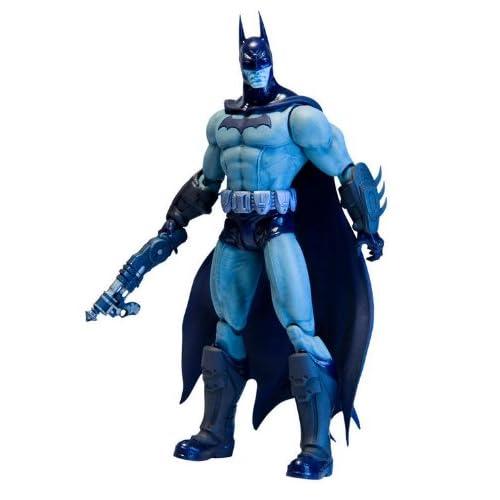 DC Direct - Action Figure Batman, Arkham City 2° Serie - Batman Detective - 18cm