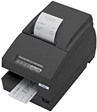 Epson C31C283A8911 TM-U675 Receipt-Slip-Validation Printer Serial Interface and ROHS - Requires PS180 - Color Dark Gray