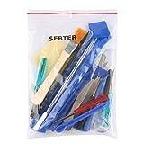 Rouku Universal 22 en 1 Open Pry Repair Destornilladores Kits de Herramientas de succión para teléfono Celular Tablet Machine Repair Tool Set