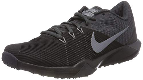 Nike Men's Retaliation Trainer Cross, Black/Metallic Cool Grey-Anthracite, 9.0 Regular US