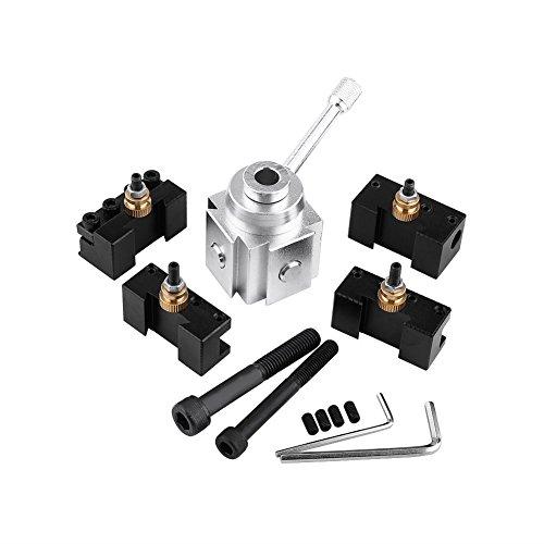 Schnellwechsel Stahlhalter Drehstahlhalter Schnellwechselhalter Multifix Set