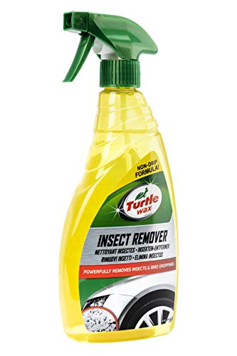 Turtle Wax FG7812 Quita, 500 ml Elimina Insectos, alquitrán y Suciedad incrustada de la carrocería