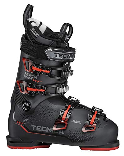 Tecnica Mach Sport HV 100 Chaussures de ski (graphite), MP 26.5