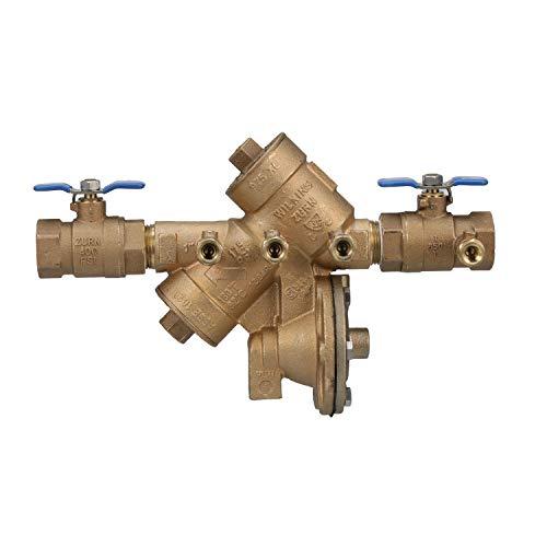 Zurn Wilkins 1' 975XL Reduced Pressure Principle Backflow Preventer