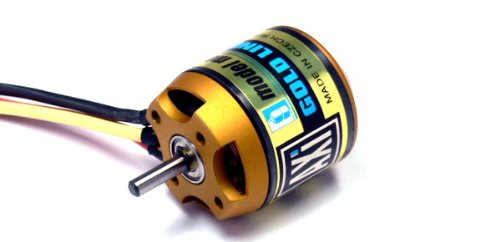 RCECHO AXI Modell Motors Gold Line 2217/5H RC Hobby Outrunner Brushless Motor OM758 Vollversion Apps Ausgabe