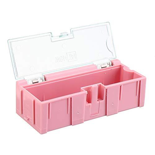 ILS - NO.2 kleine splitsbare gereedschapskist schroef object elektronische projectcomponenten onderdelen opbergdozen doos SMT SMD pops up patchbox