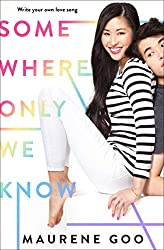 ya books about music - somewhere only we know maurene goo