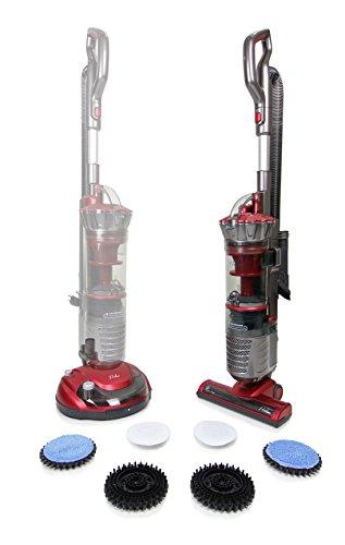 Prolux Allvac Bagless Hard Floor Vacuum Cleaner Tile Scrubber...