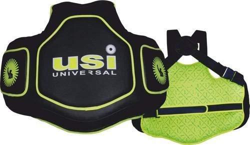 CW USI Neon Coach Brust & Rippen Protektor Guard Kampfsport Boxen Muay Thai Weste für Herren