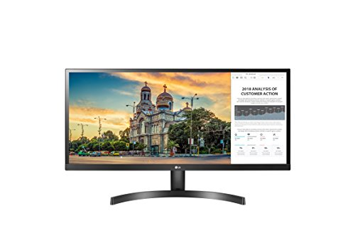 "LG 29WK500-P - Monitor LG 29"" UltraWide LED IPS Full HD, Preto"