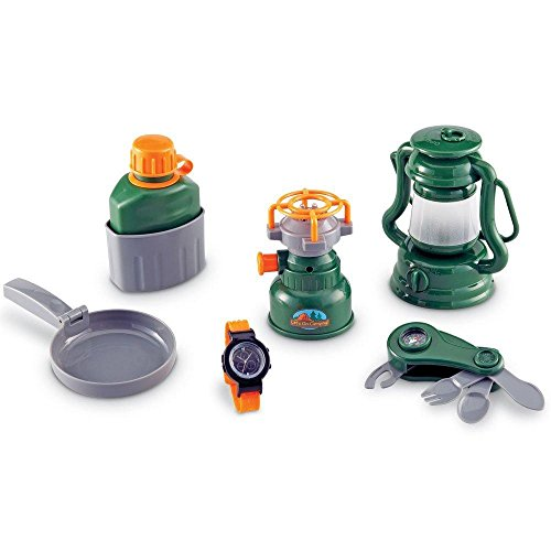 Learning Resources Pretend & Play Camp Set For Kids