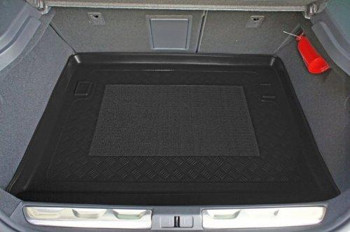 Kofferbakkuip met anti-slip geschikt voor Citroen DS5 HB/5 01/2012- zonder subwoofer (DENON geluidssysteem)