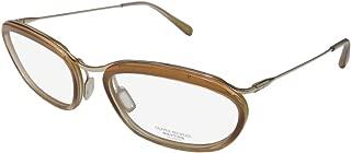 Massine Womens/Ladies Titanium Allergy Free Spectacular Eyeglasses/Eyeglass Frame