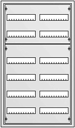 Abb-entrelec at62 - Armario distribuidor puerta metalica