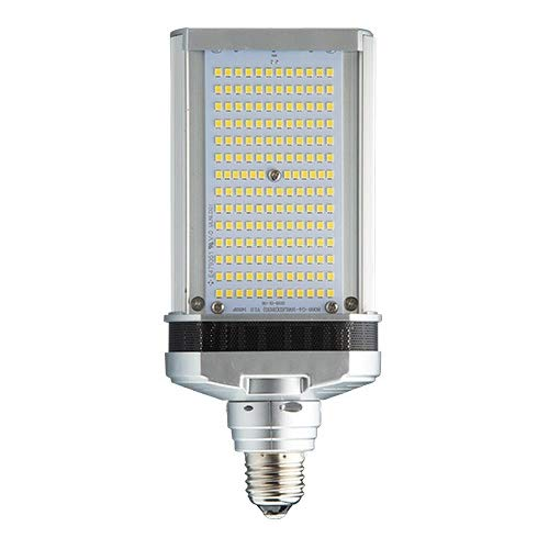 Light Efficient Design LED-8087E50-G4 Non-Dimmable Wall Pack Retrofit Lamp, 30 W, E26 Medium LED Lamp, 4255 Lumens