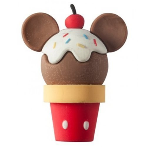 Disney Magnete d-Lish Treats Soft Touch Mickey Ice Cream 25148