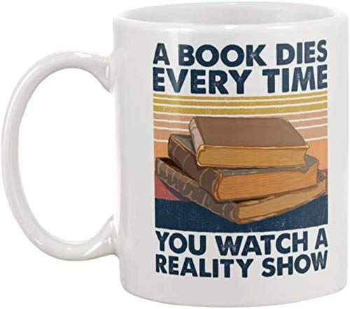 Book Dies Every Time You watch a reality show - Image...