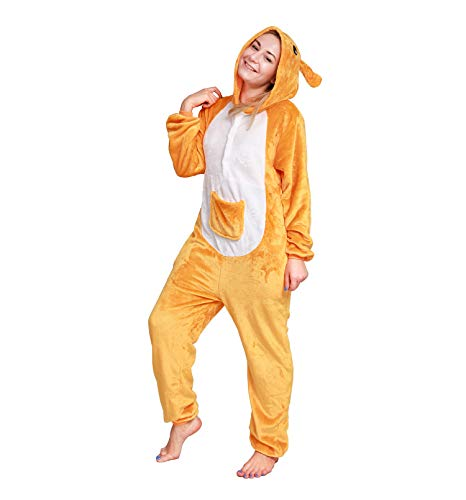 Softan Pijama Animal Onesies Entero Unisexo Adultos