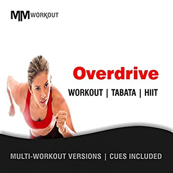 Overdrive, Workout Tabata HIIT (Mult-Versions, Cues Included)