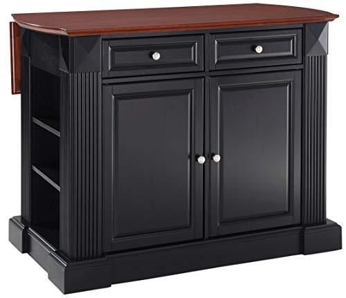 Crosley Furniture Drop Leaf Kitchen Island/Breakfast Bar