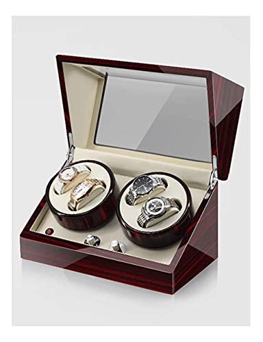 Remontoir de montre pour 4 montres, peinture de piano de luxe,...