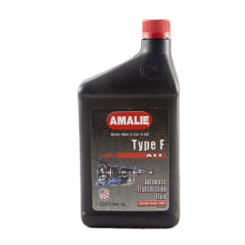 Amalie (160-62836-56-12PK Type-F Automatic Transmission Fluid for Ford - 1 Quart, (Pack of 12)