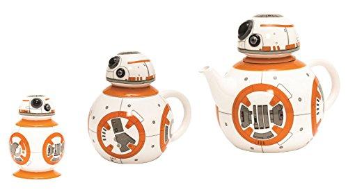 Star Wars Set per la Colazione, Ceramica, Multicolore, 39,5 x 29,5 x 19,5 cm