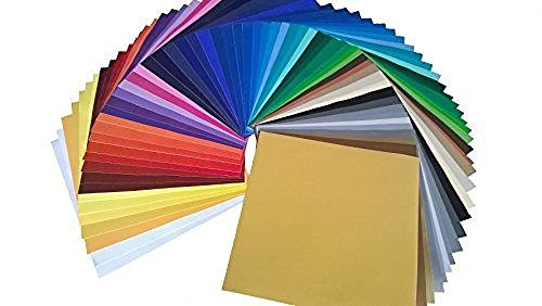 ORACAL Oracal-651-61 Starter Pack 651 12' X 12' Self Adhesive Vinyl Sheets. (61 Colors). for...
