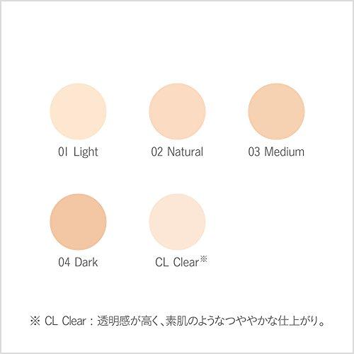 カネボウ化粧品ルナソル『グロウイングウォータリーオイルリクイド』
